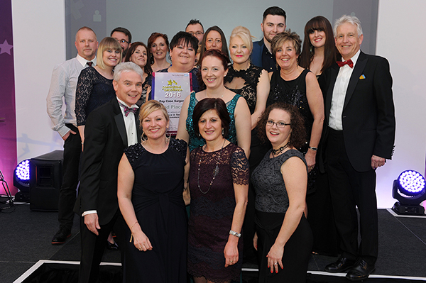Dudley NHS Committed to Excellence' Staff Awards