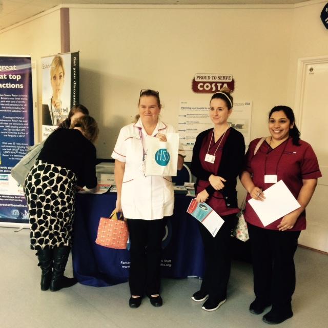 Milton Keynes Hospital HSB Competition winner
